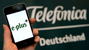 Neuer Mobilfunkriese: O2 darf E-Plus schlucken