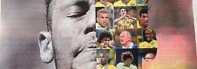 Kraft des Trotzes gegen die DFB-Elf: Brasilianer wollen den Titel für Neymar