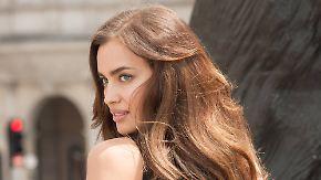 Promi-News des Tages: Ronaldo-Freundin Irina Shayk will nicht strippen