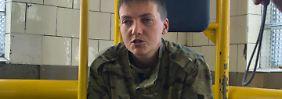 Tod zweier Journalisten: Russland nimmt ukrainische Pilotin fest