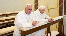 Kirche kann nicht mitreden: Päpste schwänzen WM-Finale