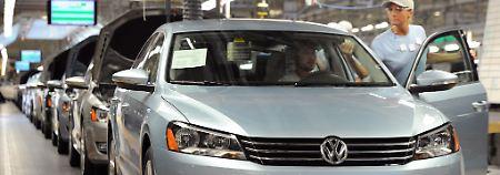 Jeder zweite Deutsche enttäuscht: VW verliert das Vertrauen