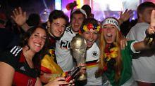 WM-Verarbeitung im Kollektiv: Am besten freut man sich zusammen