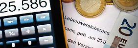 Der BGH meint: Wer jahrelang anstandslos eingezahlt hat, der kann seinen Vertrag nicht einfach rückgängig machen. Foto: Arno Burgi