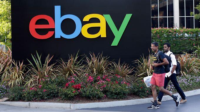 Zuwachs dank Paypal: Hackerangriff hinterlässt Spuren in Ebay-Bilanz
