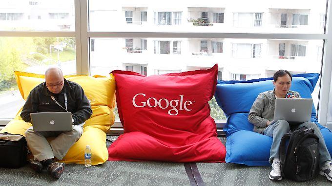 Google ist bei Übernahmen nicht immer am Produkt interessiert, sondern an den Entwicklern.