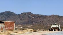Im April verlegte die Armee Tausende zusätzliche Soldaten in das Chaambi-Gebirge nahe der algerischen Grenze.