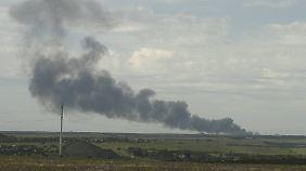 Neue Sanktionen gegen Russland?: Flugzeugabsturz bringt Dax ins Wanken