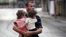 Antwort auf Hamas-Raketen: Blutige Offensive auf Schudschaijja