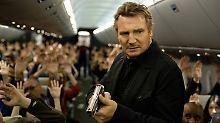 """Actionthriller mit Liam Neeson: """"Non-Stop"""" in die Hölle"""