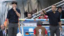 Alles hängt an Löw: Co-Trainer-Suche liegt auf Eis