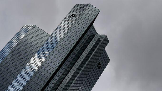 """Laut eines Zeitungsberichts attestiert die zuständige US-Regulierungsstelle der Deutschen Bank """"ernsthafte Probleme""""."""