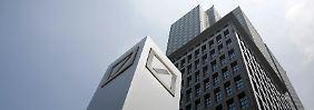 Aktie unter Druck: US-Aufsicht watscht Deutsche Bank ab