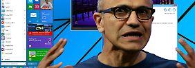 Ob Handy, Xbox oder PC: Bald gibt es nur noch ein Windows