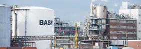 Wechselkurse belasten: BASF verdient deutlich mehr