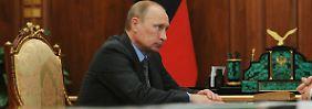 EU-Außenminister einig: Russland erwartet neue Sanktionen