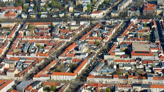 In Innenstädten zu wohnen, ist für viele nicht mehr bezahlbar.