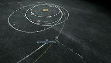 """Kometenjäger erreicht """"Tschuri"""": Rosettas Date mit der Doppel-Kartoffel"""