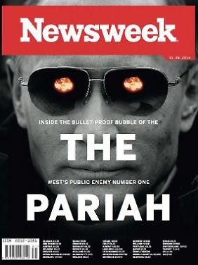 """Das US-Magazin """"Newsweek"""" gibt faszinierende Einblicke in Putins Alltag."""