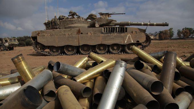 Krieg in Nahost geht weiter: UN-Sicherheitsrat fordert bedingungslose Waffenruhe
