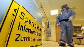 Deutschland probt für Ernstfall: Ebola - eine der gefährlichsten Krankheiten der Welt
