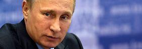 Russland vertraut eigener Industrie: EU zielt auf Banken und Rüstungsgeschäfte