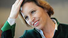 In der Kritik: Staatskanzleiministerin Christine Haderthauer.