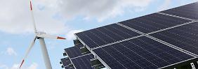 Energiebranche meldet Rekordzahlen: Ökostrom ist auf dem Vormarsch