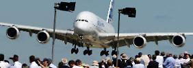 Riesenjets, Riesenprobleme?: Airbus storniert A380-Verkäufe