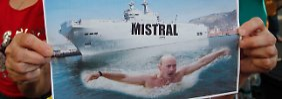 "EU-Sanktionen gegen Russland: ""Was Frankreich macht, ist politischer Irrsinn"""