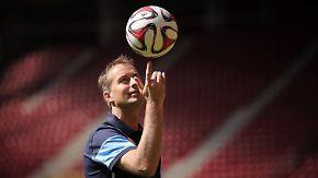 Mainzer peilen Europa League an: Hjulmand debütiert mit einem Highlight