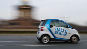 Mobilität im Umbruch: Das eigene Auto bleibt auf der Strecke