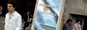 An Verhandlungstisch gezwungen: Argentinien muss mit Gläubigern sprechen