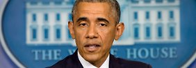 """Obama warnt vor einer """"zu frömmlerischen"""" Bewertung der Verfehlungen von US-Geheimdiensten."""