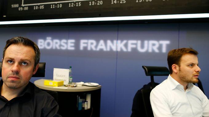 In der vergangenen Börsenwoche büßte der Dax mehr als 4 Prozent ein.