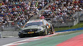 DTM-Qualifying in Spielberg: Robert Wickens holt die Pole für Mercedes