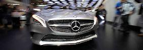 Nach Vorwürfen von Behörden: Daimler senkt in China die Preise