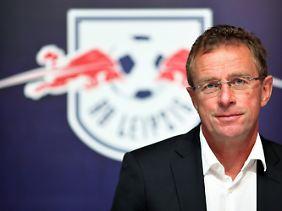 Ralf Rangnick soll die Ambitionen von Red-Bull-Boss Dietrich Mateschitz in Leipzig umsetzen.