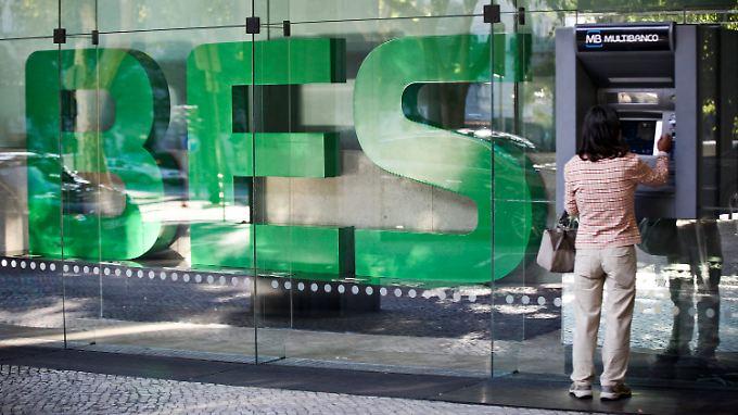 Portugiesische Bank ist pleite: Espírito Santo wird mit EU-Geldern gerettet