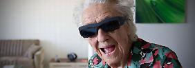 Vielleicht auch irgendwann in 3D: Anti-Depressions-Spiele für Senioren.