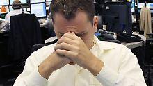 Dow Jones schließt im Minus: Dax scheitert am Jahreshoch