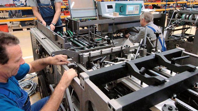 Ihren Standort in Leipzig mit rund 220 Beschäftigten will die Heidelberger Druckmaschinen AG komplett schließen.