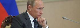 Kreml verbannt Parmesan: Gehen Putins Sanktionen nach hinten los?