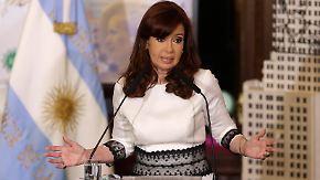 USA wegen Schuldenstreit verklagt: Argentinien zieht vor den Internationalen Gerichtshof