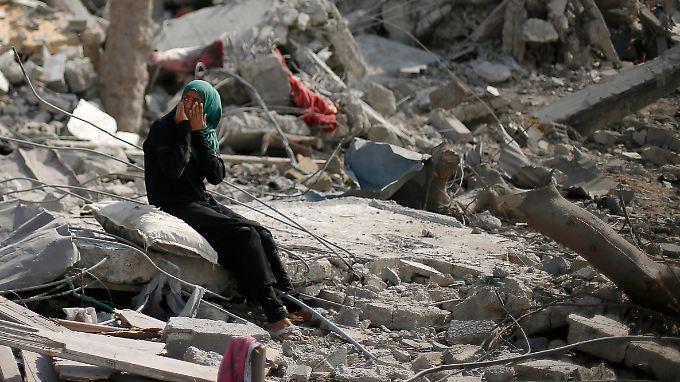 Seit rund vier Wochen kämpfen Israel und die Hamas gegeneinander. Die Leidtragenden sind Zivilisten.