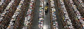 Genervt von Streiks?: Amazon plant Liefer-Umweg über Polen