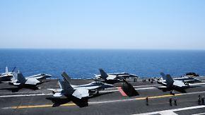 Kampf gegen Dschihadisten im Irak: US-Luftwaffe fliegt zweite Angriffswelle gegen IS-Kämpfer