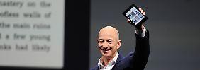 """""""Schreibt Jeff Bezos eine E-Mail"""": Autoren protestieren gegen Preisdrückerei"""