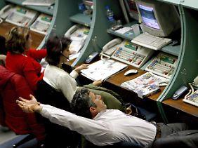 Börse Istanbul: Zunächst steigende Kurse, danach geht es ins Minus.
