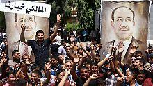 Offener Machtkampf in Bagdad: Irakischer Präsident nominiert Al-Abadi